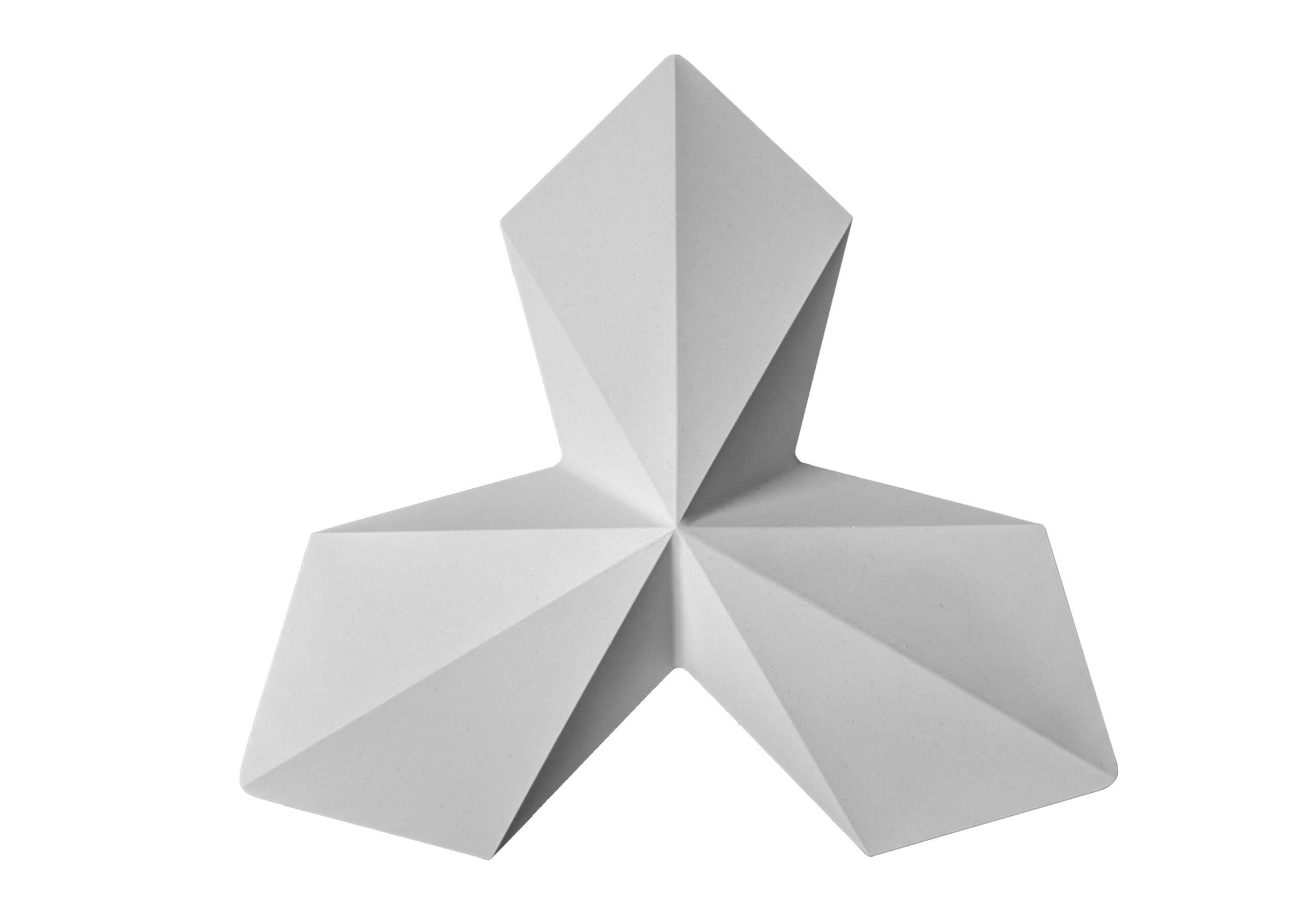 Onix 30×30 - Revestimento cimenticio 3D